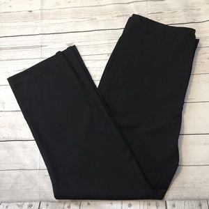 NWT Kenneth Cole 36 x 32 Black Pants